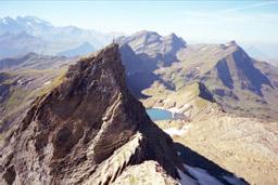 Klettersteig Schwarzhorn : Arturos trip to switzerland and portugal